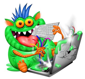 Удаление вирусов в Осинниках